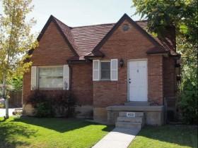 Duplex listed for sale in Salt Lake City, Utah