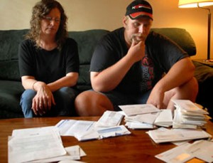 How to Work with collection agencies and get rid of debt